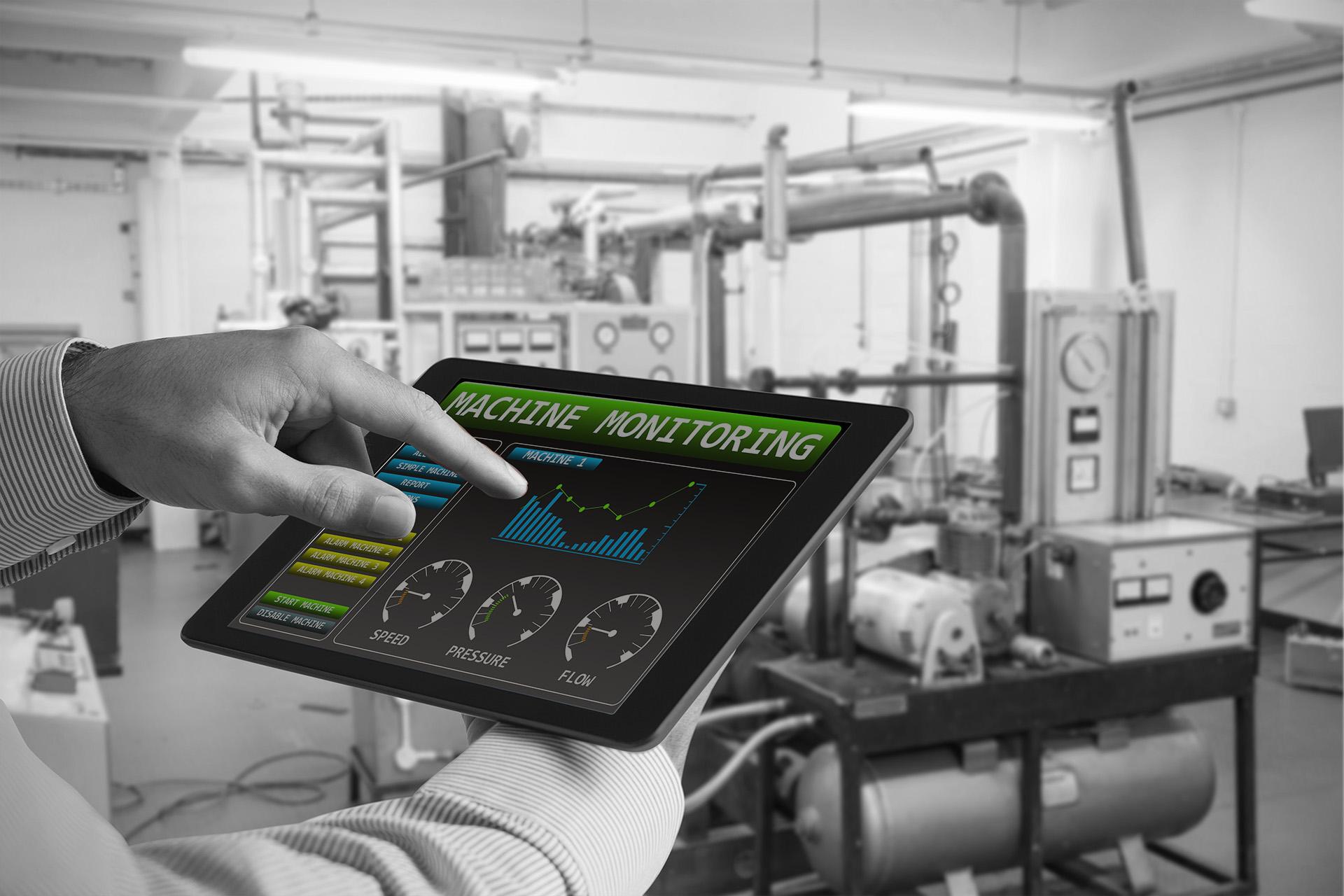 Sliderbild Steuerungs- und Automatisierungstechnik von Bunse Elektrotechnik