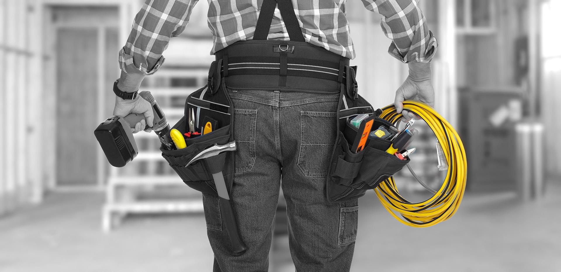 Sliderbild Leistungen von Bunse Elektrotechnik