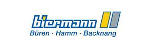 Logo von Biermann - Ein Partner von Bunse Elektrotechnik