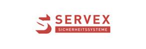 Logo von Servex Sicherheitssysteme