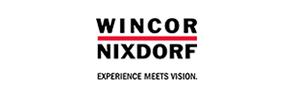 Logo von Wincor Nixdorf - Ein Partner von Bunse Elektrotechnik