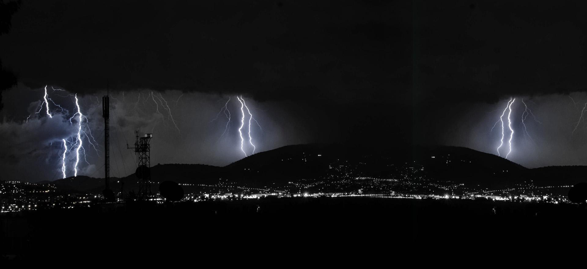 Sliderbild Blitzschutz und Erdungsanlagen von Bunse Elektrotechnik