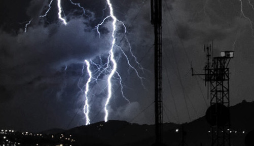 Blitzschutz und Erdungsanlagen von Elektrotechnik Bunse Büren